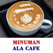 Resep Minuman Ala Cafe icon