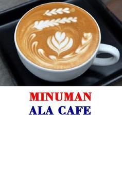 Resep Minuman Ala Cafe poster