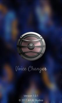 Voice Changer Pro: Funny voices poster
