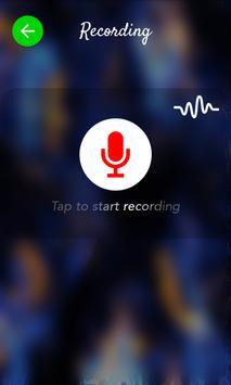 Voice Changer Pro: Funny voices apk screenshot