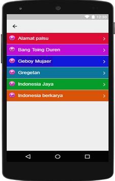 Lagu Ayu Ting-Ting Lengkap apk screenshot