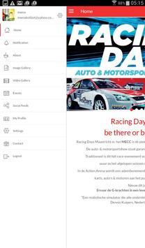 Racing Days Maastricht poster