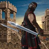 Ninja Samurai Assassin: Superhero Shadow Battle icon
