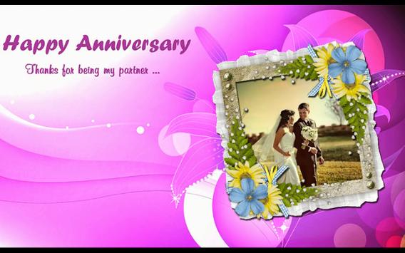 Marriage Anniversary Photo Frame APK Download - Free Photography APP ...