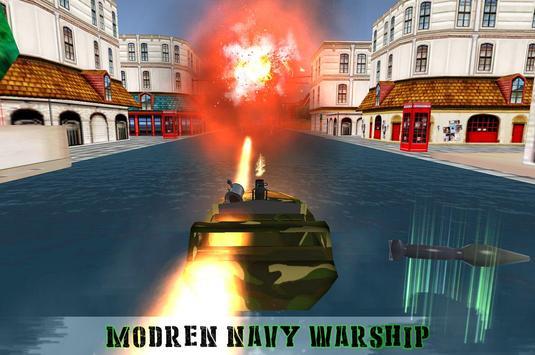 Gun shooter ; real navy war 3D apk screenshot