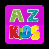 AZ Kids TV icon