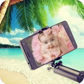 Selfie Picture Frame icon