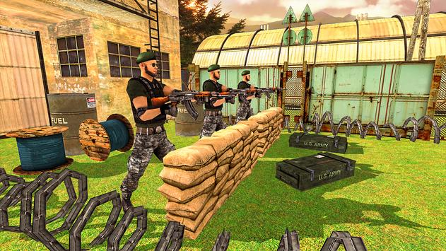 US Army Training School Game: Special Force Heroes screenshot 1