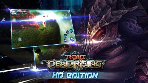 Raid:Dead Rising HD screenshot 3