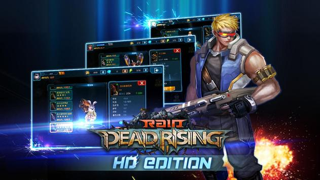 Raid:Dead Rising HD poster