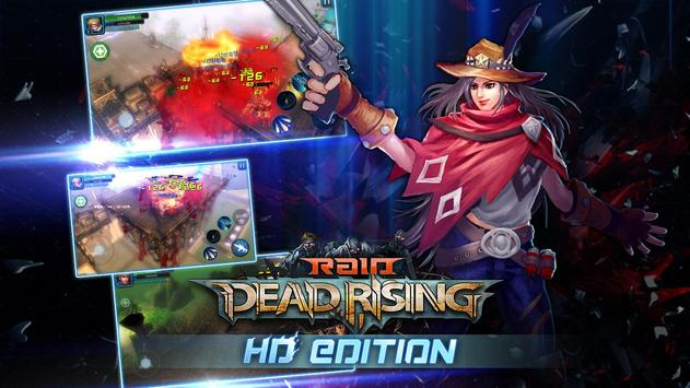 Raid:Dead Rising HD screenshot 1