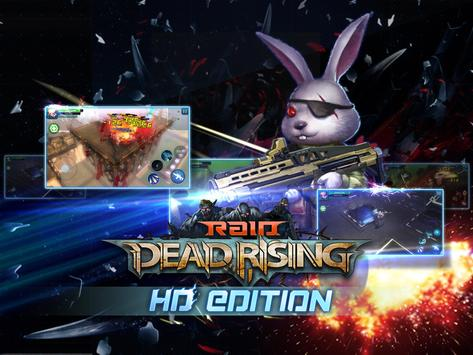 Raid:Dead Rising HD screenshot 6