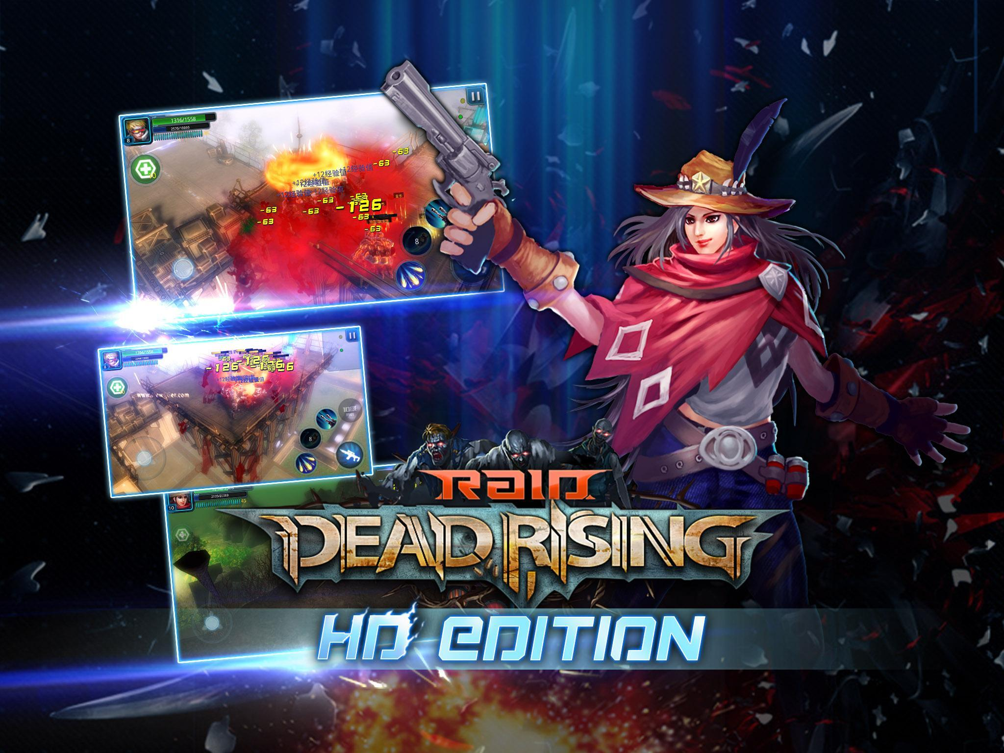 download game raid dead rising hd mod apk android 1