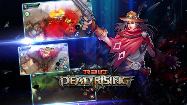 13 Schermata Raid:Dead Rising