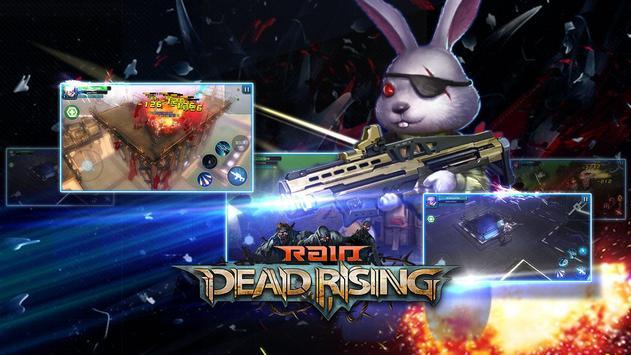 Raid:Dead Rising screenshot 1