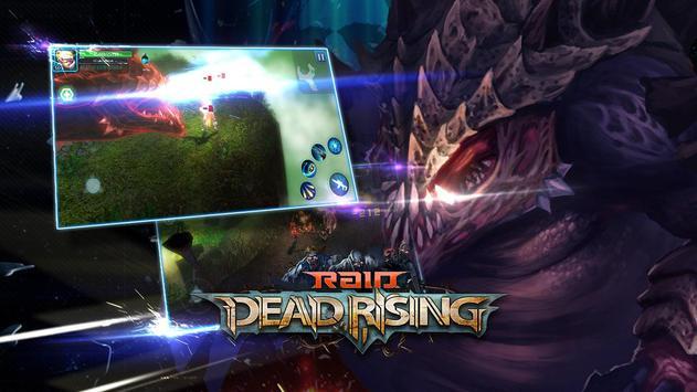Raid:Dead Rising screenshot 2