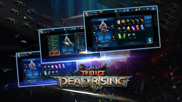 Raid:Dead Rising screenshot 4