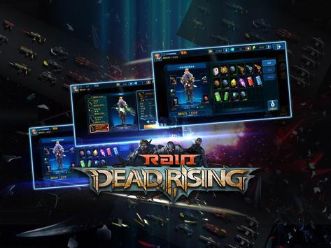 9 Schermata Raid:Dead Rising