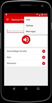 German Pronunciation screenshot 3