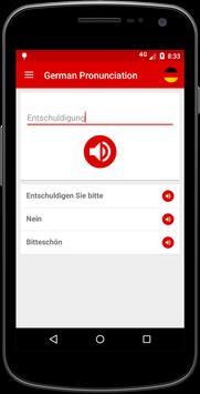 German Pronunciation screenshot 4