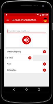 German Pronunciation screenshot 5