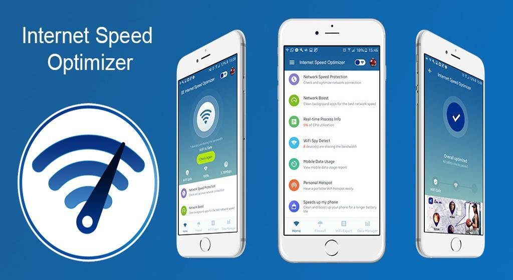 Check Internet Speed Optimizer For Android Apk Download