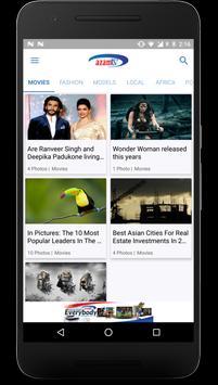 AzamTV screenshot 1