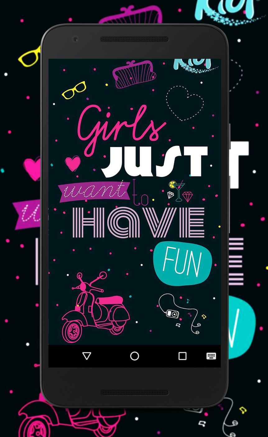 Girly Wallpaper Hd For Android Apk Download