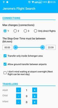 Flight Finder (Unreleased) screenshot 1