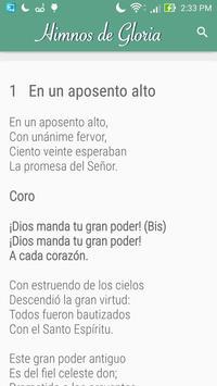 Himnos de Gloria poster