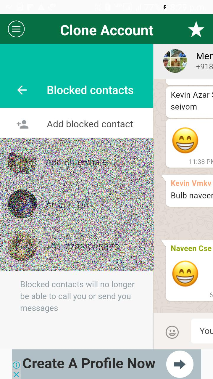Clone Account For Whatsapp for Android - APK Download
