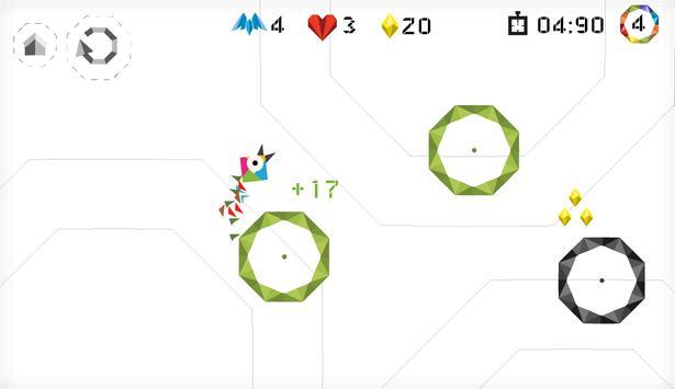 Drop the wheels - Physics Game apk screenshot