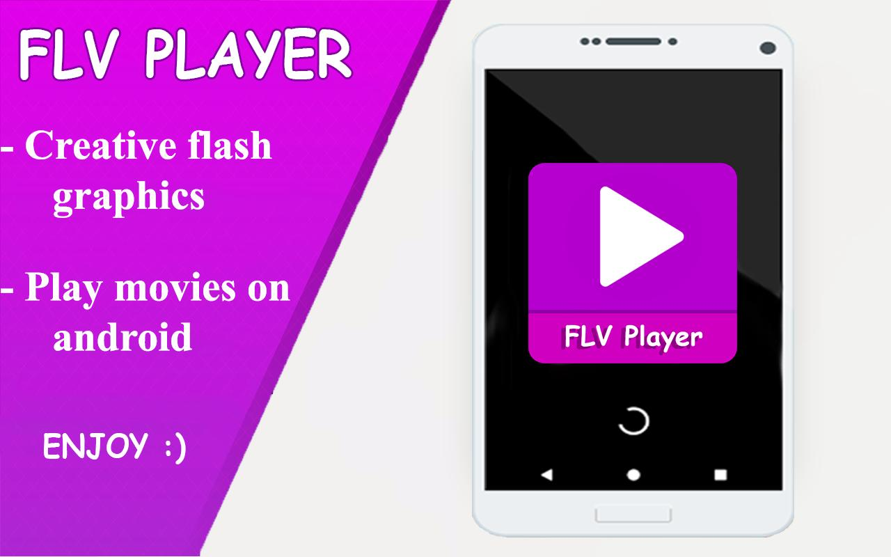 FLV Player - Flash Player for Android for Android