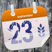 CSV Kalender icon