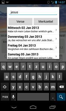 CSV Kalender apk screenshot