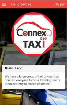 ConnexTaxi Driver apk screenshot