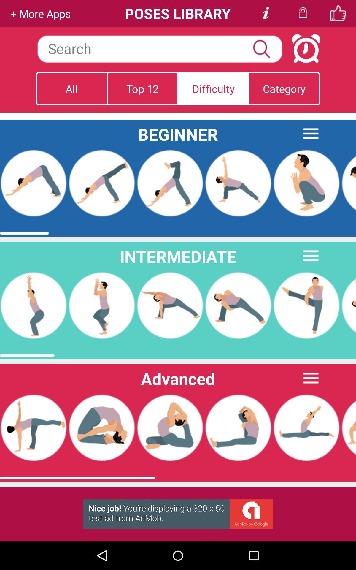 Yoga Poses App