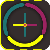 Color Reverse: Clash Circle ✪ icon