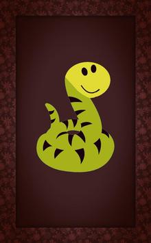 Slither Snake Classic ♛ poster