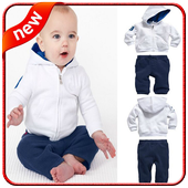 Baby Boy Clothes icon