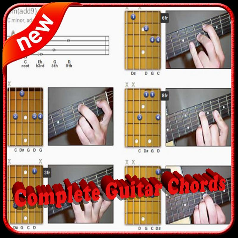 Complete Guitar Chords APK Download - Free Music & Audio APP for ...