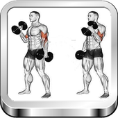 Dumbbell Exercise icon