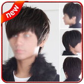 Korean Hair Style For Men icon