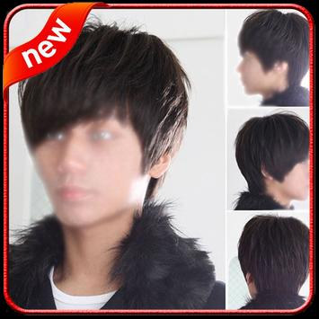 Korean Hair Style For Men poster
