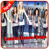 Learn Dance Steps By Step Offline icon