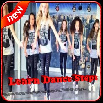 Learn Dance Steps By Step Offline poster