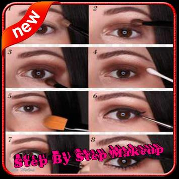 Step By Step Makeup poster