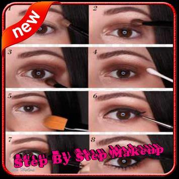 Step By Step Makeup apk screenshot