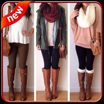 Teen Outfit Style Ideas poster