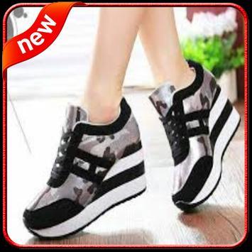Women Fashion Sneakers apk screenshot